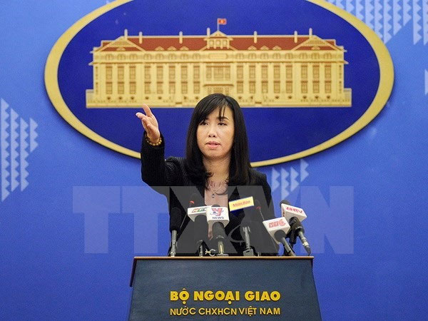 VN concerned about China military drill