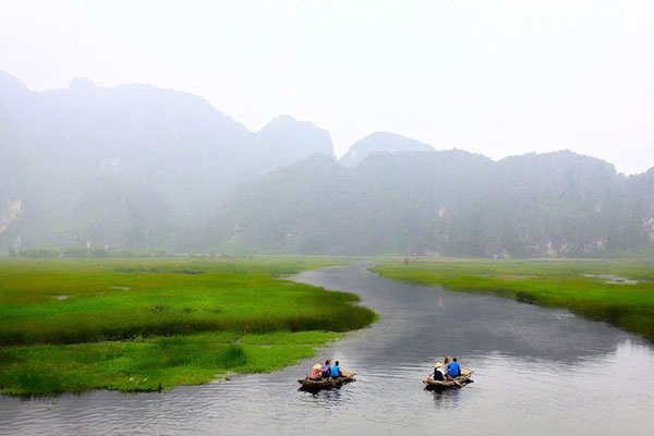 Ninh Binh, Van Long Lagoon, Vietnam economy, Vietnamnet bridge, English news about Vietnam, Vietnam news, news about Vietnam, English news, Vietnamnet news, latest news on Vietnam, Vietnam