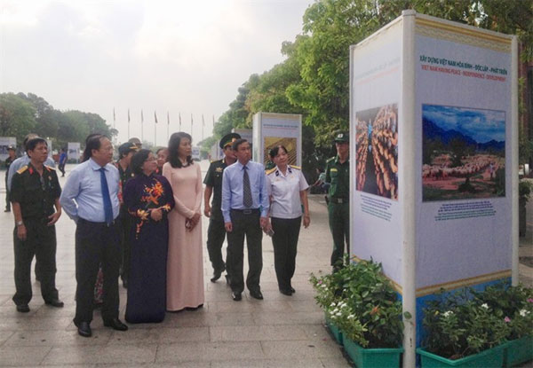 HCM City opens exhibition to mark August Revolution