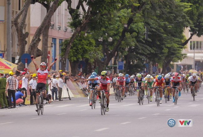 Filipino racer wins second stage of VTV cycling tourney, Sports news, football, Vietnam sports, vietnamnet bridge, english news, Vietnam news, news Vietnam, vietnamnet news, Vietnam net news, Vietnam latest news, vn news, Vietnam breaking news