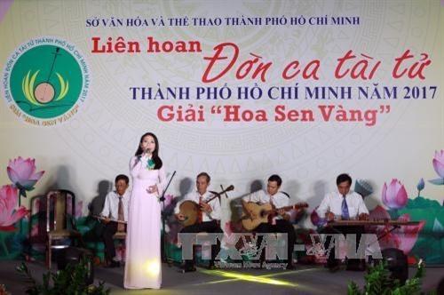 HCM City puts focus on traditional culture, entertainment events, entertainment news, entertainment activities, what's on, Vietnam culture, Vietnam tradition, vn news, Vietnam beauty, news Vietnam, Vietnam news, Vietnam net news, vietnamnet news, vietnamn