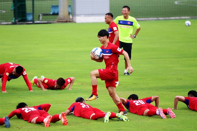 Vietnam must forget SEA Games' failure: Coach, Sports news, football, Vietnam sports, vietnamnet bridge, english news, Vietnam news, news Vietnam, vietnamnet news, Vietnam net news, Vietnam latest news, vn news, Vietnam breaking news