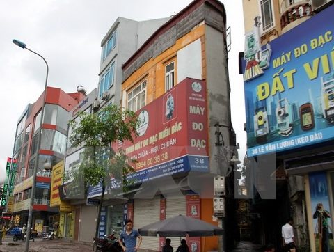 Super small houses bedevil Hanoi planners, social news, vietnamnet bridge, english news, Vietnam news, news Vietnam, vietnamnet news, Vietnam net news, Vietnam latest news, vn news, Vietnam breaking news