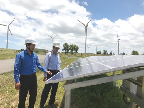 Wind power projects may take to sky through FiT hike, vietnam economy, business news, vn news, vietnamnet bridge, english news, Vietnam news, news Vietnam, vietnamnet news, vn news, Vietnam net news, Vietnam latest news, Vietnam breaking news