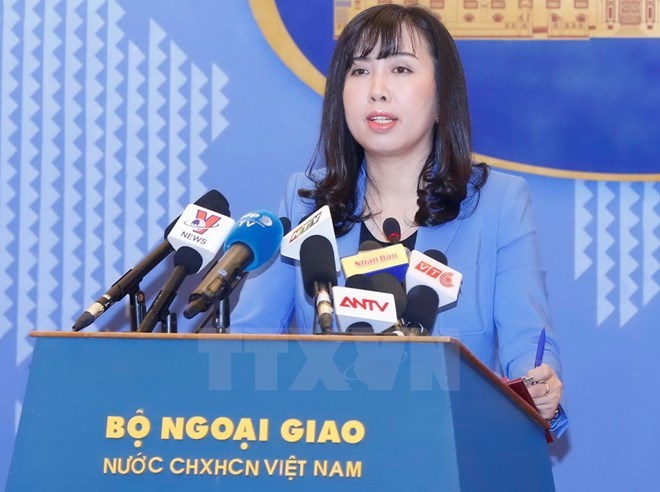 China asked to respect Vietnam's sovereignty over Hoang Sa, Government news, Vietnam breaking news, politic news, vietnamnet bridge, english news, Vietnam news, news Vietnam, vietnamnet news, Vietnam net news, Vietnam latest news, vn news