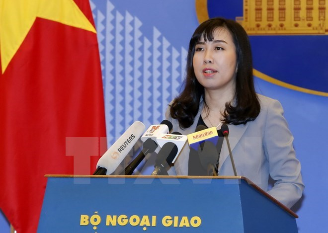 Vietnam calls for denuclearisation on Korean Peninsula, Government news, Vietnam breaking news, politic news, vietnamnet bridge, english news, Vietnam news, news Vietnam, vietnamnet news, Vietnam net news, Vietnam latest news, vn news