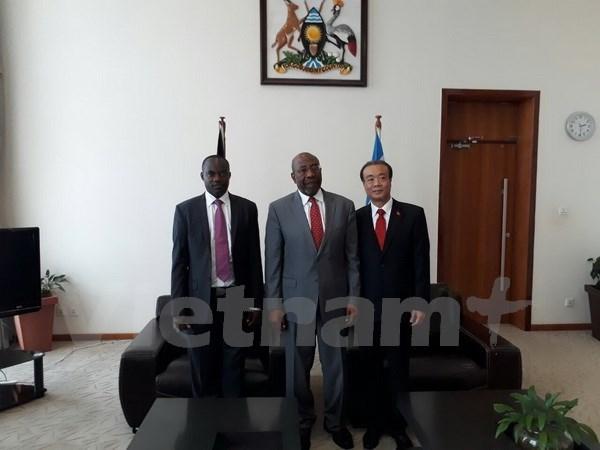 Uganda keen on boosting ties with Vietnam, Government news, Vietnam breaking news, politic news, vietnamnet bridge, english news, Vietnam news, news Vietnam, vietnamnet news, Vietnam net news, Vietnam latest news, vn news