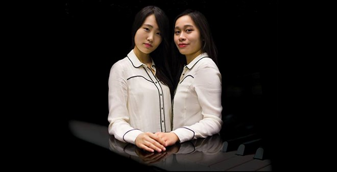 Vietnam-Korea piano duo take stage in Hanoi, HCM City, entertainment events, entertainment news, entertainment activities, what's on, Vietnam culture, Vietnam tradition, vn news, Vietnam beauty, news Vietnam, Vietnam news, Vietnam net news, vietnamnet new