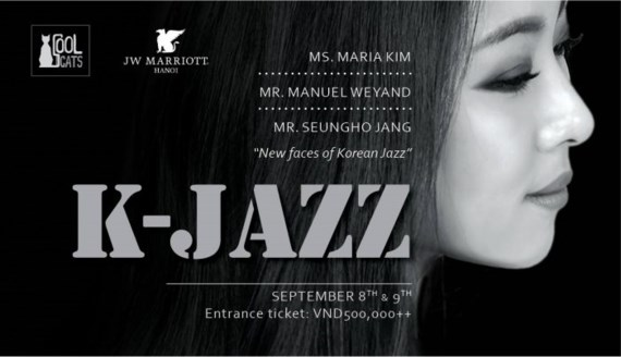 Int'l artists to gather in Jazz concert in Hanoi