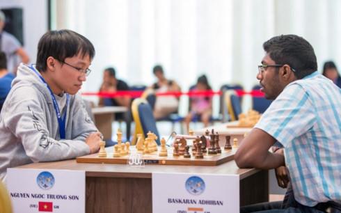 Vietnam grandmaster Son falls in 1st round of FIDE World Cup 2017, Sports news, football, Vietnam sports, vietnamnet bridge, english news, Vietnam news, news Vietnam, vietnamnet news, Vietnam net news, Vietnam latest news, vn news, Vietnam breaking news