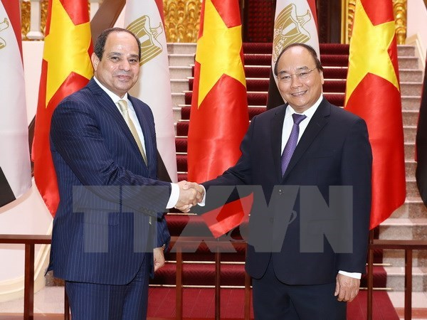 Vietnam, Egypt strive for $1 billion trade