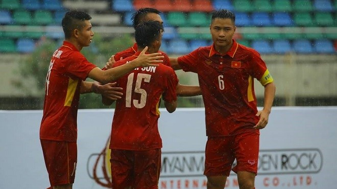 U18 Vietnam thrash Brunei 8-1 in regional football championship, Sports news, football, Vietnam sports, vietnamnet bridge, english news, Vietnam news, news Vietnam, vietnamnet news, Vietnam net news, Vietnam latest news, vn news, Vietnam breaking news