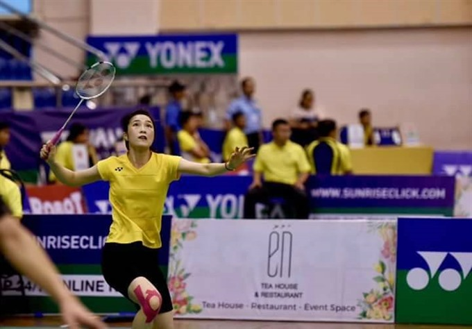 Trang advances to Vietnam Open's quarters, Sports news, football, Vietnam sports, vietnamnet bridge, english news, Vietnam news, news Vietnam, vietnamnet news, Vietnam net news, Vietnam latest news, vn news, Vietnam breaking news