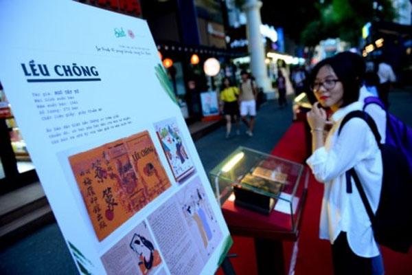Old book exhibition, contemporary Vietnamese literature, Vietnam economy, Vietnamnet bridge, English news about Vietnam, Vietnam news, news about Vietnam, English news, Vietnamnet news, latest news on Vietnam, Vietnam