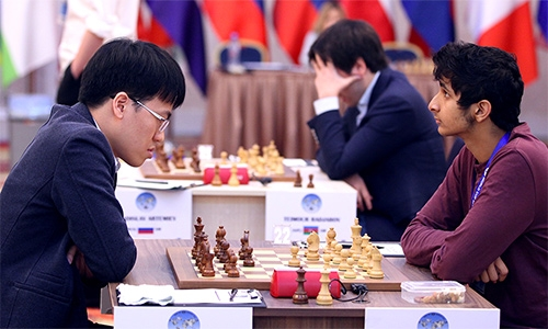 Quang Liem stops in second round of Chess World Cup, Sports news, football, Vietnam sports, vietnamnet bridge, english news, Vietnam news, news Vietnam, vietnamnet news, Vietnam net news, Vietnam latest news, vn news, Vietnam breaking news