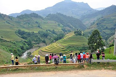 Sapa Tourism launches app to support tourists, travel news, Vietnam guide, Vietnam airlines, Vietnam tour, tour Vietnam, Hanoi, ho chi minh city, Saigon, travelling to Vietnam, Vietnam travelling, Vietnam travel, vn news