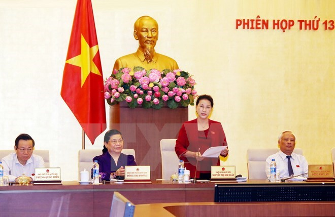 National Assembly Standing Committee convenes 14th session, Government news, Vietnam breaking news, politic news, vietnamnet bridge, english news, Vietnam news, news Vietnam, vietnamnet news, Vietnam net news, Vietnam latest news, vn news
