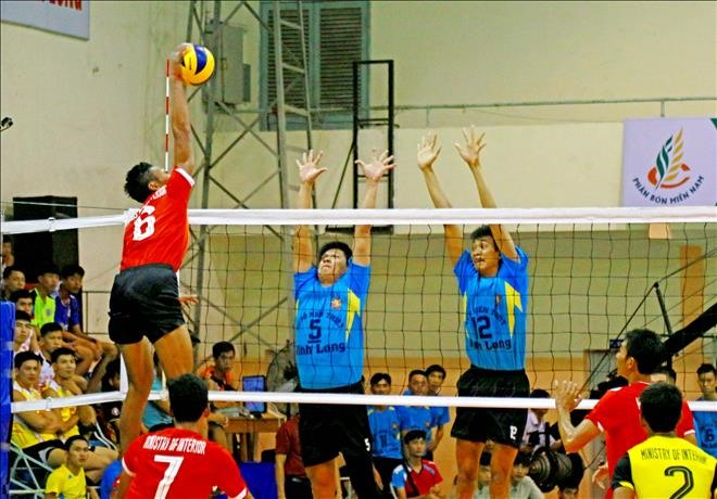 International volleyball event: Vinh Long lose to Cambodia, Sports news, football, Vietnam sports, vietnamnet bridge, english news, Vietnam news, news Vietnam, vietnamnet news, Vietnam net news, Vietnam latest news, vn news, Vietnam breaking news