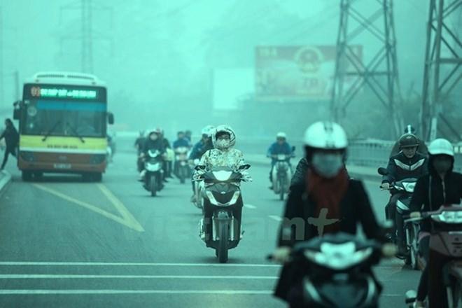 Hanoi starves for breath of fresh air, Vietnam environment, climate change in Vietnam, Vietnam weather, Vietnam climate, pollution in Vietnam, environmental news, sci-tech news, vietnamnet bridge, english news, Vietnam news, news Vietnam, vietnamnet news,