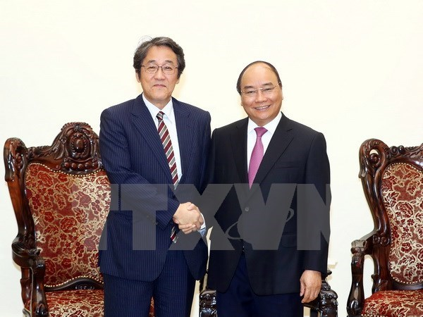 PM lauds Japanese ambassador's efforts to boost bilateral ties, Government news, Vietnam breaking news, politic news, vietnamnet bridge, english news, Vietnam news, news Vietnam, vietnamnet news, Vietnam net news, Vietnam latest news, vn news