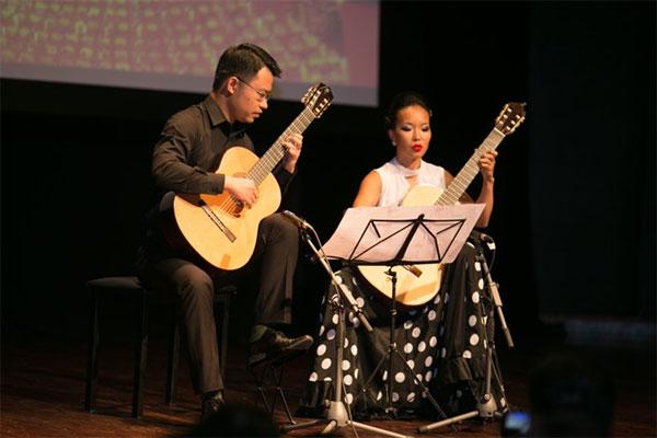 Classic guitarist, dancesport club, Vietnam economy, Vietnamnet bridge, English news about Vietnam, Vietnam news, news about Vietnam, English news, Vietnamnet news, latest news on Vietnam, Vietnam