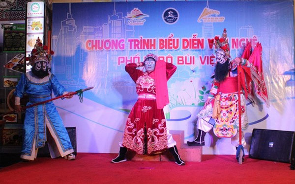 Bui Vien Walking Street, free tuong shows, Vietnam economy, Vietnamnet bridge, English news about Vietnam, Vietnam news, news about Vietnam, English news, Vietnamnet news, latest news on Vietnam, Vietnam