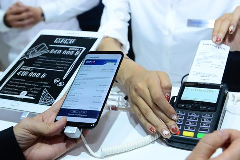 Samsung Pay launches in Vietnam, vietnam economy, business news, vn news, vietnamnet bridge, english news, Vietnam news, news Vietnam, vietnamnet news, vn news, Vietnam net news, Vietnam latest news, Vietnam breaking news