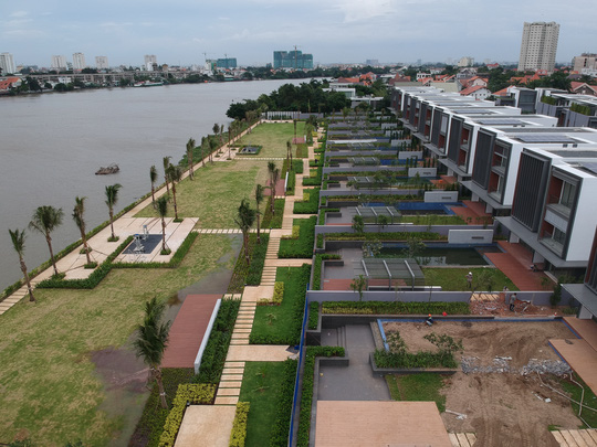HCM CIty Real Estate Association back illegal project by Saigon River, vietnam economy, business news, vn news, vietnamnet bridge, english news, Vietnam news, news Vietnam, vietnamnet news, vn news, Vietnam net news, Vietnam latest news, Vietnam breaking