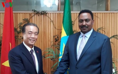 Ethiopia suggests reopening of Vietnamese embassy, Government news, Vietnam breaking news, politic news, vietnamnet bridge, english news, Vietnam news, news Vietnam, vietnamnet news, Vietnam net news, Vietnam latest news, vn news