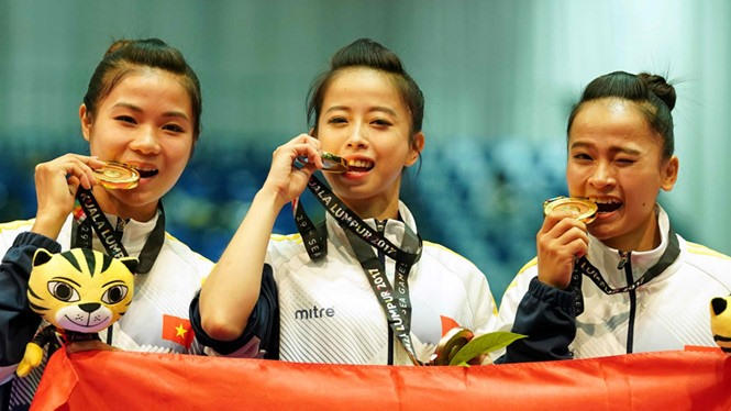 Vietnam goes for gold at Asian Indoor and Martial Arts Games, Sports news, football, Vietnam sports, vietnamnet bridge, english news, Vietnam news, news Vietnam, vietnamnet news, Vietnam net news, Vietnam latest news, vn news, Vietnam breaking news