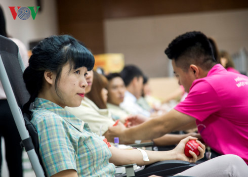 21,000 people join blood donation campaign, social news, vietnamnet bridge, english news, Vietnam news, news Vietnam, vietnamnet news, Vietnam net news, Vietnam latest news, vn news, Vietnam breaking news