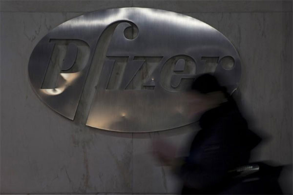 Pfizer, Astellas, cancer drug