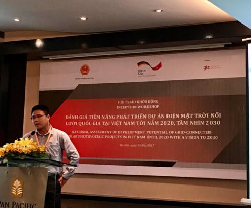 World Bank and Vietnam to pilot solar power auctions, vietnam economy, business news, vn news, vietnamnet bridge, english news, Vietnam news, news Vietnam, vietnamnet news, vn news, Vietnam net news, Vietnam latest news, Vietnam breaking news