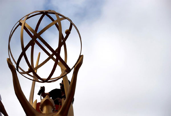 Emmy Awards, top prize, crown