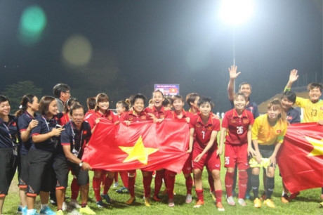 Vietnam women rise to slot No. 31 in FIFA rankings, Sports news, football, Vietnam sports, vietnamnet bridge, english news, Vietnam news, news Vietnam, vietnamnet news, Vietnam net news, Vietnam latest news, vn news, Vietnam breaking news