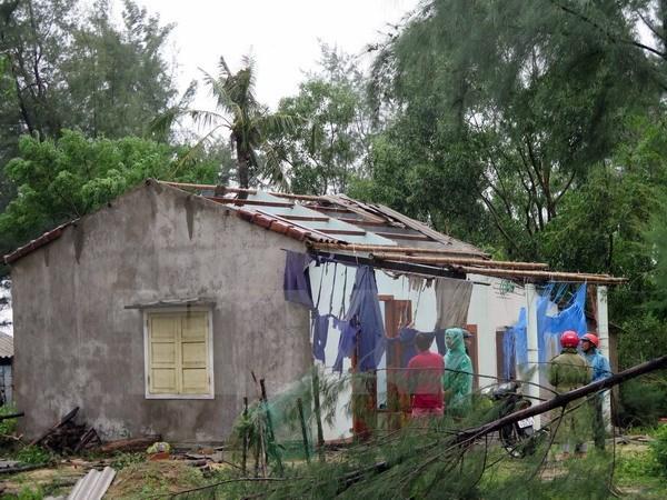 Fatalities in Typhoon Doksuri increase to nine, four missing, social news, vietnamnet bridge, english news, Vietnam news, news Vietnam, vietnamnet news, Vietnam net news, Vietnam latest news, vn news, Vietnam breaking news