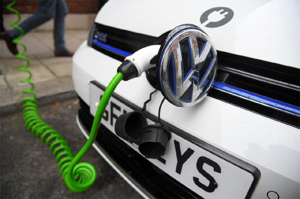 Volkswagen is 'second mover' in electric commercial vehicles: executive