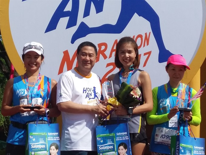 Japanese, Thai win Hoi An Int'l marathon, Sports news, football, Vietnam sports, vietnamnet bridge, english news, Vietnam news, news Vietnam, vietnamnet news, Vietnam net news, Vietnam latest news, vn news, Vietnam breaking news