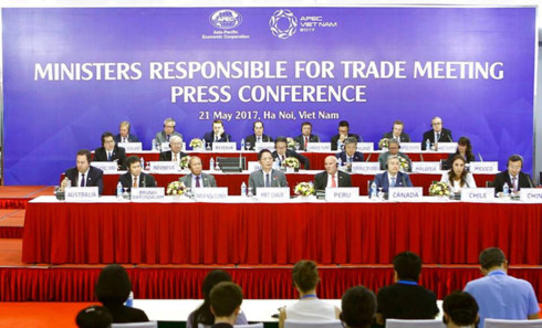 Vietnam and other countries continue TPP negotiations, vietnam economy, business news, vn news, vietnamnet bridge, english news, Vietnam news, news Vietnam, vietnamnet news, vn news, Vietnam net news, Vietnam latest news, Vietnam breaking news