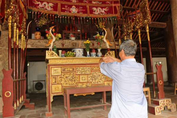 Thuy Phieu Village, communal house, events with folk games, Vietnam economy, Vietnamnet bridge, English news about Vietnam, Vietnam news, news about Vietnam, English news, Vietnamnet news, latest news on Vietnam, Vietnam