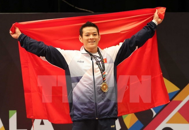 AIMAG 2017: Vietnam wins seven medals in first day, Sports news, football, Vietnam sports, vietnamnet bridge, english news, Vietnam news, news Vietnam, vietnamnet news, Vietnam net news, Vietnam latest news, vn news, Vietnam breaking news