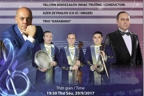 National Academy to host the music of Armenia, entertainment events, entertainment news, entertainment activities, what's on, Vietnam culture, Vietnam tradition, vn news, Vietnam beauty, news Vietnam, Vietnam news, Vietnam net news, vietnamnet news, vietn