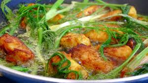 La Vong fried fish – Hanoi's famous speciality