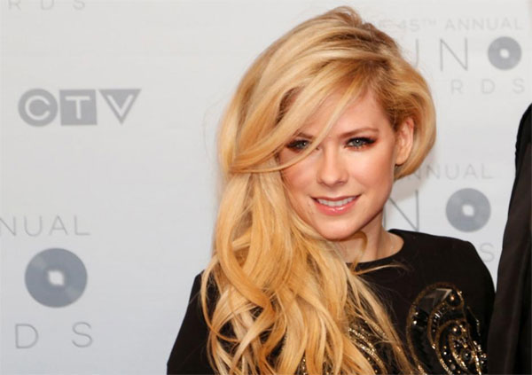 Avril Lavigne, Bruno Mars, online searches, named 'most dangerous'