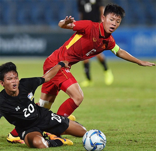 Confident Viet Nam start Asian U16 campaign