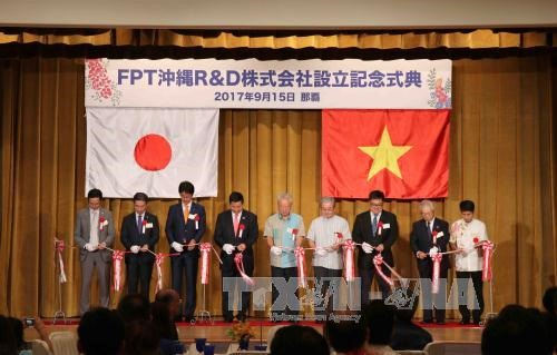 FPT launches new RD centre in Japan