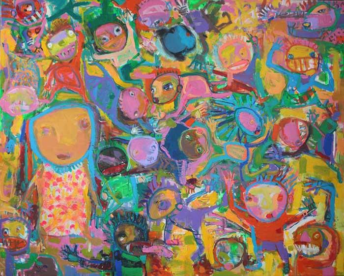 "Exhibition ""Sundries"" by Luu Vu Long, entertainment events, entertainment news, entertainment activities, what's on, Vietnam culture, Vietnam tradition, vn news, Vietnam beauty, news Vietnam, Vietnam news, Vietnam net news, vietnamnet news, vietnamnet bri"