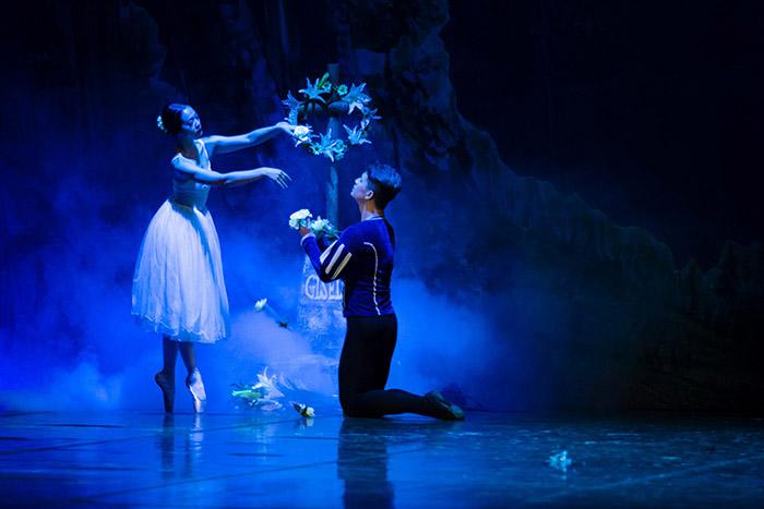 "Romantic Ballet Performance ""Giselle"" in Hanoi, entertainment events, entertainment news, entertainment activities, what's on, Vietnam culture, Vietnam tradition, vn news, Vietnam beauty, news Vietnam, Vietnam news, Vietnam net news, vietnamnet news, vie"