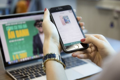Mobile commerce fails to take off with Vietnamese consumers, vietnam economy, business news, vn news, vietnamnet bridge, english news, Vietnam news, news Vietnam, vietnamnet news, vn news, Vietnam net news, Vietnam latest news, Vietnam breaking news