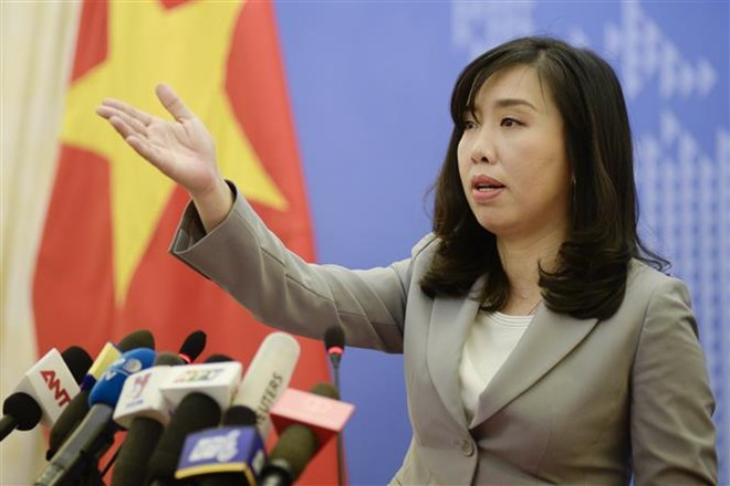 Vietnam resolutely fights corruption: FM spokesperson, Government news, Vietnam breaking news, politic news, vietnamnet bridge, english news, Vietnam news, news Vietnam, vietnamnet news, Vietnam net news, Vietnam latest news, vn news
